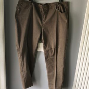 Talbots Green Cute Jeans